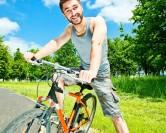 Les vêtements idéaux pour faire du vélo.
