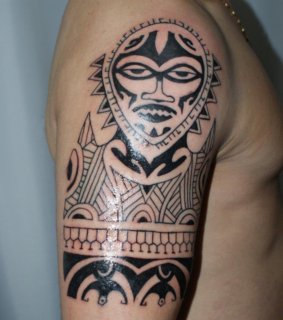 Tatouage maorie bras signification - Tatouage maorie signification ...