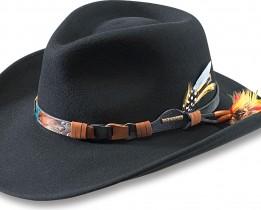 Stetson : c'est le chapeau qui revient à la mode, très chic et tendance