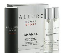 Chanel allure homme sport pense à vos transpirations durant l'effort physique