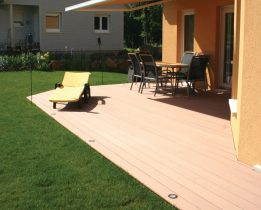 Lames de terrasse : faciles à poser et à entretenir