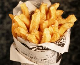 Comment faire les frites ?