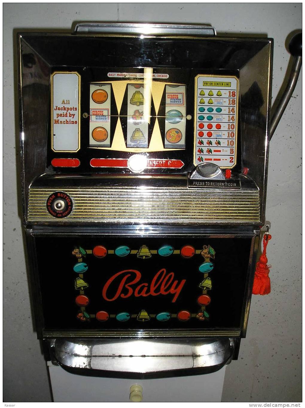 Machines a sous : s'amuser et gagner de l'argent en toute simplicité