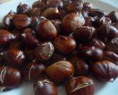 Comment cuire des marrons au four