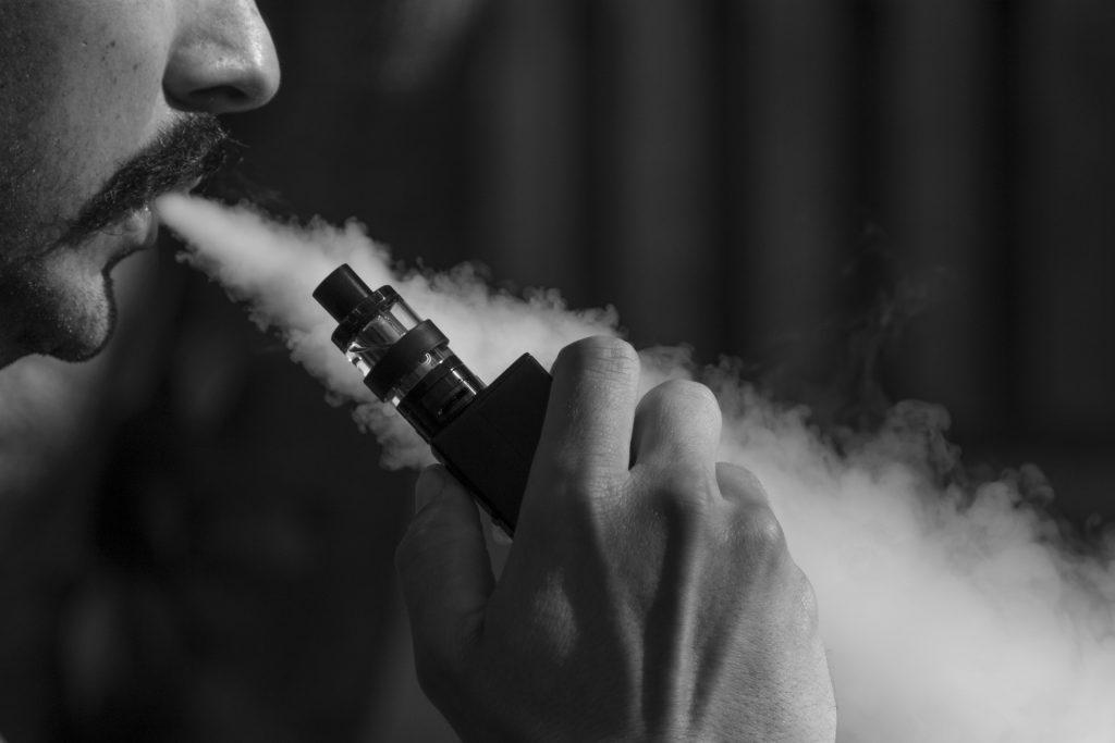 reglage e cigarette